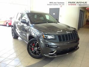 2015 Jeep Grand Cherokee SRT-8*TOIT PANORAMIQUE*CUIR UNIQUE !*GP