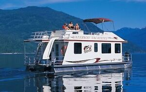 Shuswap Houseboat Rental - 4 days