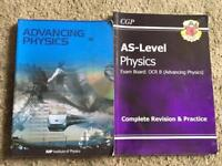 A-Level Advancing Physics OCR B Textbook (*PLUS* Official CGP Revision Guide!)