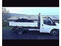 Screened Top soil £20 per ton, extra for delivery only within 15 miles of Farnham