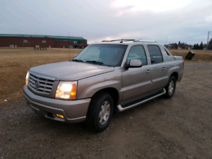 2002 Cadillac Escalade EXT *new transmission*