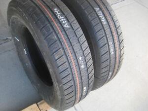 NEW Firestone P265/70R17 113S Spare tires