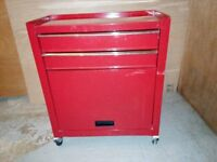 Portable Steel Tool Chest Roller Cabinet Box