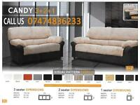 Candy sofa in two colors eaX