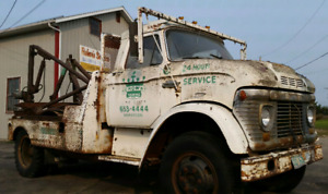1966 Ford Tow Truck