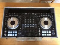 Pioneer DDJ SZ + Flight Case