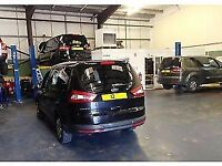 ford galaxy mk3 2.0 diesel auto black breaking for spares and repairs titanium call parts