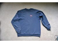 Ellesse navy sweatshirt