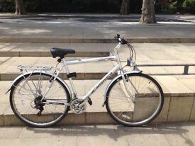 LARGE modern hybrid bike