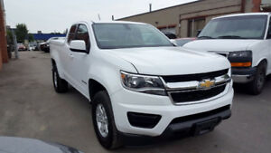 2015 Chevrolet Colorado Pickup Truck Bluetooth 4 Cylinder