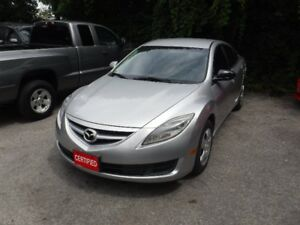 2009 Mazda Mazda6 Sedan CERTIFIED 1YEAR WARRANTY!!!!!!!