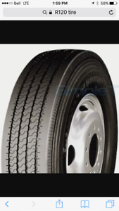 255/70R22.5 New trailer tires