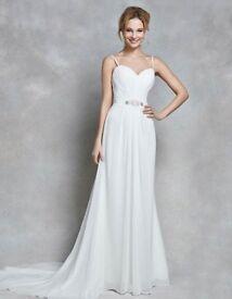 Wed2be wedding dress size 16