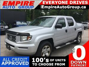 2008 HONDA RIDGELINE RTS * 4WD * POWER GROUP