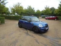 Mini Hatch One ONE 2013 (blue) 2013