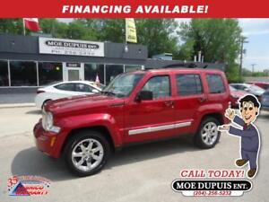 2009 Jeep Liberty Limited Edition,ABSOLUTELY AMAZING CONDITION!!