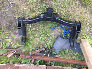 2 1/2 trailer hitch