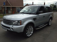 Land Rover Range Rover Sport 2.7 TD V6 SE 2008 Good Condition