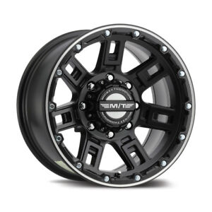 "20"" Wheel Set Mickey Thompson F150 Silverado Sierra Rim Wheels"