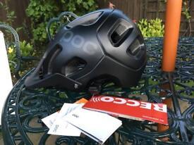 Poc Tectal MTB Helmet - Uranium Black - Size XL/XXL - 59-62cm