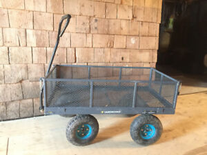 Garden Cart Yardworks