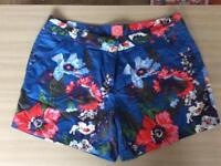 Joules shorts size 14