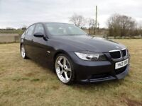 2005 BMW 320 DIESEL E90..MOTED TO SEPTEMBER..POSSIBLE PART EXCHANGE