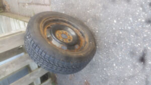 4 winter tires!! Need gone!