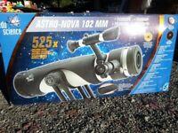 Telescope Astro-Nova 102mm 525 x Max Power