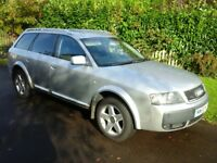 Audi A6 Avant Allroad : Final edition. Height Adjustable Suspension.
