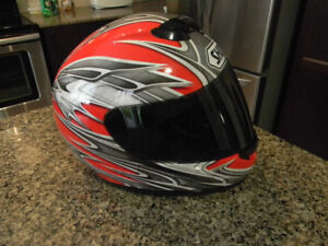 SHOEI MEDIUM HELMET USED AS A SPARE ONLY $150 LIKE NEW
