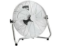 Large Powerful Floor Fan