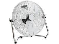 Large Powerful Floor Fan