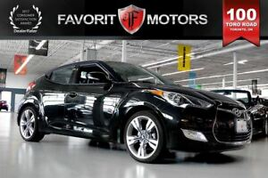 2014 Hyundai Veloster Tech | MANUAL | NAVI | BACK-UP CAMERA | SU