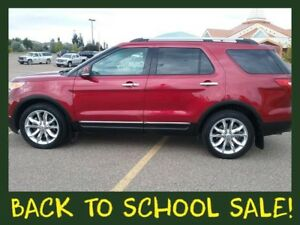 2015 Ford Explorer Limited **SUNROOF ~ TOW PACKAGE**