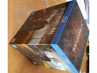 SUPERNATURAL: Seasons 1-8 Complete. Blu Ray Box Set. BRAND NEW NEVER WATCHED