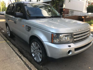 (2) 2007 RANGE ROVER SPORTS SUPERCHARGED (PAYMENTS OK!)