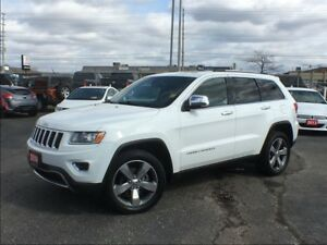 2014 Jeep Grand Cherokee LIMITED**LEATHER**SUNROOF**NAVIGATION**