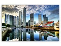 Cheap flights from London to Singapore only £220