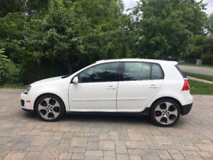 2008 Volkswagen GTI Fully Loaded Hatchback