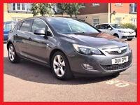 2011 Vauxhall Astra 1.6 SRi -- i VVT 16v -- (113 BHP) 5 Door -- HPi Clear -- Vauxhall Astra SRi