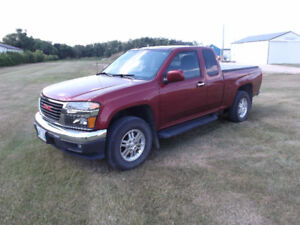 2011 GMC Canyon E.Cab SLE 4x4