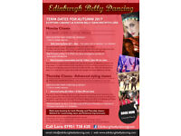Egyptian Cabaret & Fusion Belly Dance Classes / Bread St EH3/Dalry EH11 City Centre classes.
