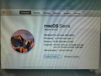 """Macbook pro 15"""" 2.3ghz i7 16gb ram 750gb hdd"""