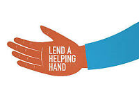 Helping Hand - Many services available (English/Spanish)