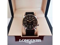 Longines Legend Diver NO DATE Watch - 22 Month Waranty - Mint Condition, Box & Papers - Swiss