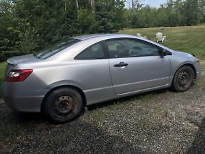 2009 civic coupe