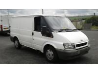 Ford Transit- T2850 for sale as Spares/REPAIRS