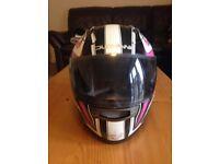 Duchinni XS motorbike helmet