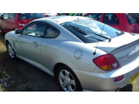 2004 Hyundai Coupe 2.0 SE 88K ( JUST £999 ono )